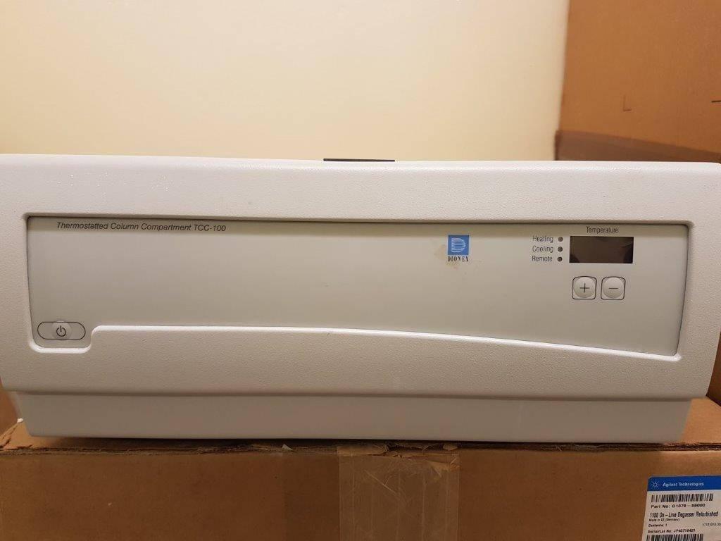 dionex tcc 100